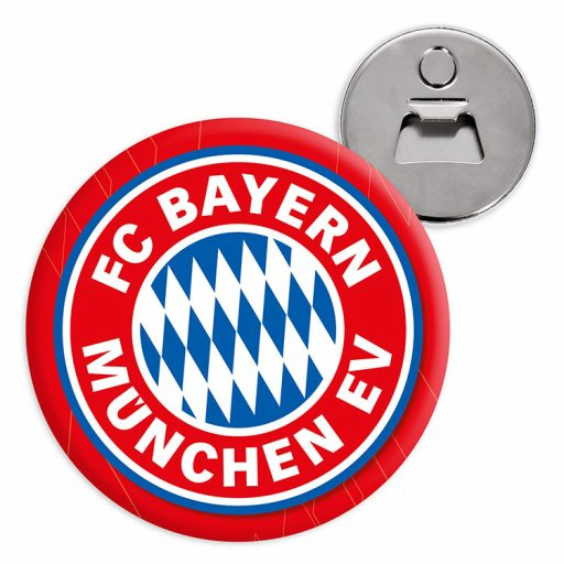magnes z otwieraczem do butelek z logiem klubu piłkarskiego